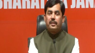 Photo of Leaders quitting as Congress is sinking ship: Shahnawaz