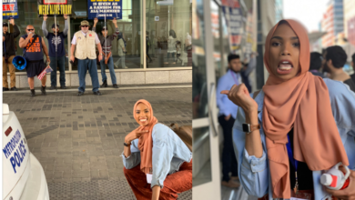 Photo of This image of Muslim woman is so powerful that immediately went viral