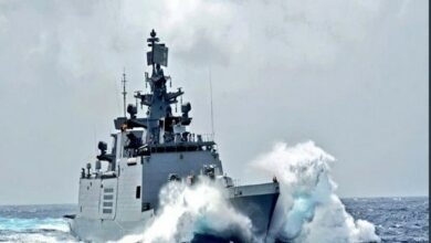 Photo of Eastern Naval Command all geared up for cyclone 'Fani'
