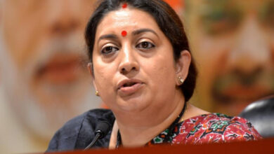 Photo of EC finds Smriti's charge of booth capturing false