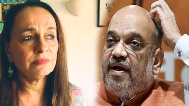 Photo of Here's why Alia Bhatt's mother lashes out at Amit Shah