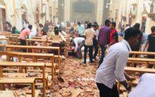 String of blasts hit Sri Lanka churches, hotels; toll rises to129