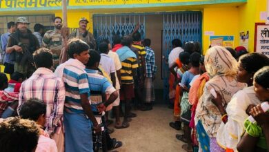 Photo of Chhattisgarh: People turn up in large numbers to vote in naxal-hit Bastar constituency