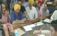 BJP's Sunny Deol files nomination from Gurdaspur Lok Sabha seat