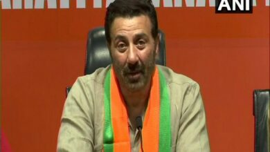 Photo of My work will do the talking: Sunny Deol after joining BJP