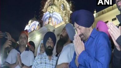 Photo of Sunny Deol to file his nomination from Gurdaspur parliamentary seat today
