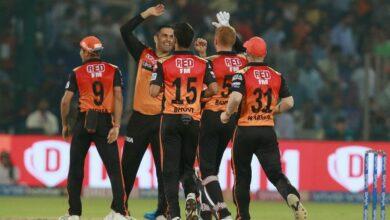 Photo of IPL 2019: Sunrisers Hyderabad defeats Delhi Daredevils by five wickets