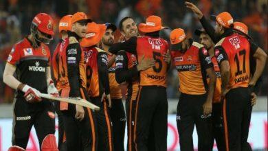 Photo of IPL 2019: Sunrisers Hyderabad win, RCB continue their losing streak