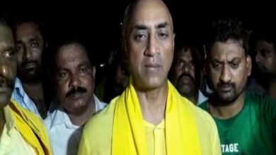Photo of AP: I-T Dept carries out raids at TDP MP Galla Jayadev's residence