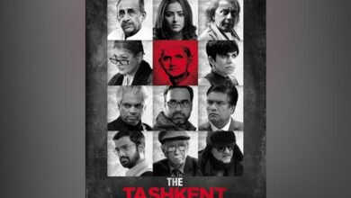Photo of Vivek Agnihotri on 'The Tashkent Files': People should know the truth