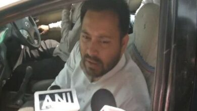 Photo of BJP didn't do anything for nation's development: Tejashwi