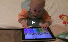 Toddler disables dad's iPad for nearly half century