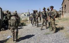3 US military personnel killed in Afghanistan suicide bombing