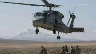 Photo of Arizona chopper crash: 2 Marines killed
