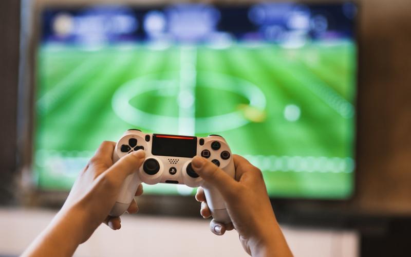 Afspilning af Video Games kan gøre dig mere kreativ Study-3462