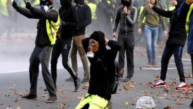 Photo of France prohibits Yellow Vest protests for this weekend