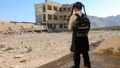 Yemen pounded by war for five years