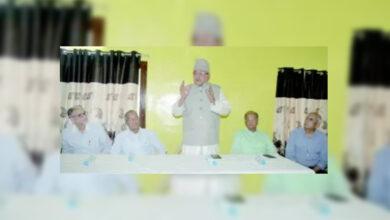 Photo of Education of community alone can guarantee success, says Zahid Ali Khan