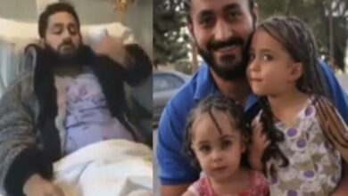 Photo of Christchurch attack: Victim says his 4-year-old daughter wakes up from coma, video goes viral