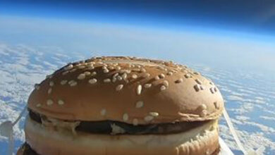 Photo of Is your 'Big Mac Burger' out of this world?
