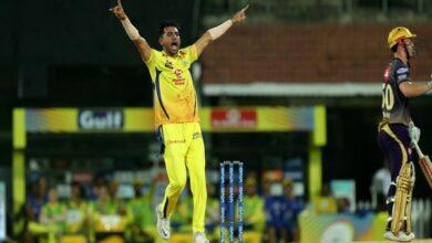 Photo of IPL 2019: Deepak Chahar steers CSK to 7-wicket victory over KKR
