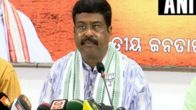 Photo of BJP will respond to Manguli Jena's murder not by a bullet but by ballot: Dharmendra Pradhan