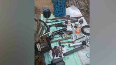 Photo of Pune: Man arrested with explosives, detonators from Pimpalwadi village