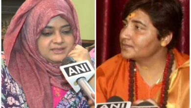 Photo of Decision to field Pragya hurt Shivraj's image: BJP's Fatima Rasool