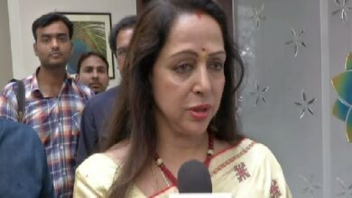 Photo of SP-BSP-RLD alliance afraid of good work done by PM Modi: Hema Malini