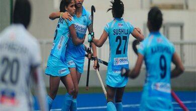 Photo of Indian women's hockey team beat Malaysia to win series