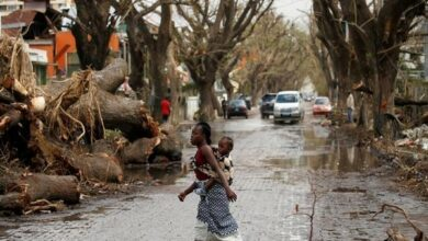 Photo of Mozambique: Human Rights Watch urges probe as cyclone victims 'forced to trade sex for food'