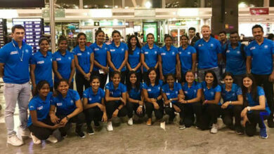 Photo of Indian women's hockey team to play five-match series against Malaysia