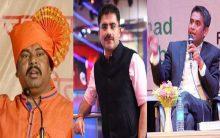 Namaz on flight: Rohit Sardana replies to Rifat Jawaid's tweet, Raja Singh expresses views