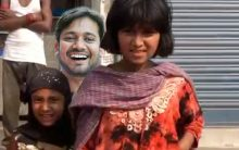 Kanhaiya waves prevail in Begusarai: A girl appeals people to vote in his favour