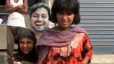 Photo of Kanhaiya waves prevail in Begusarai: A girl appeals people to vote in his favour