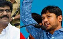 Shiv Sena MP calls for 'EVM Tampering' to defeat Kanhaiya Kumar, EC Slaps Notice