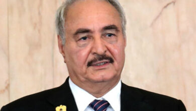 Photo of Libyan warlord Haftar claims International community mostly backs him