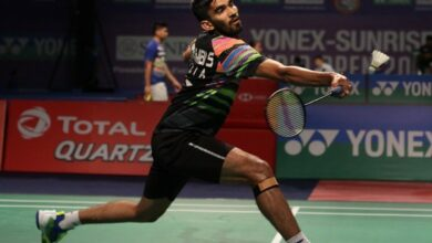 Photo of Kidambi Srikanth, Sameer Verma crash out of Singapore Open