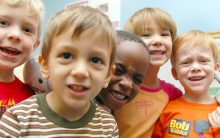 Just like adults, children judge people based on facial features
