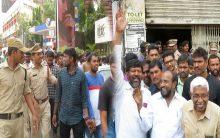 Irregularities alleged in police recruitment