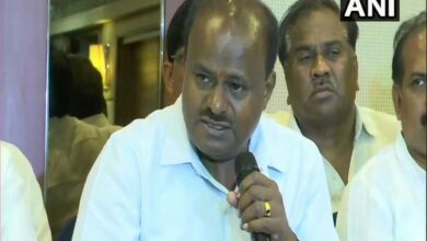 Photo of HD Kumaraswamy to hold JDS legislative party meeting at his residence