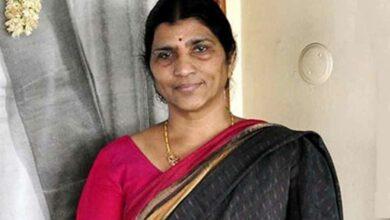 Photo of Laxmi Parvathi urges DGP to bring Koti to book