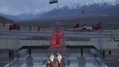 Photo of 20 years of Kargil: 'Beating the retreat' ceremony held at Leh