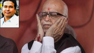 Photo of The tragedy of being Advani