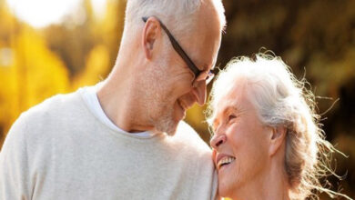 Photo of Happy and active spouse can help you live longer