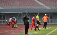 Indian eves displayed maturity in their game, says football coach Maymol