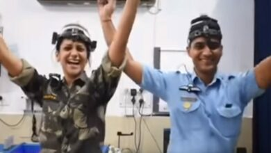 Photo of Video of military docs, patients dancing goes viral