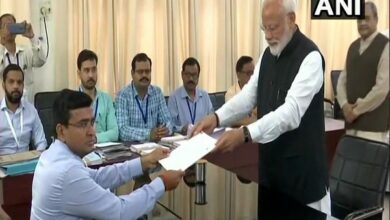 Photo of Seeking second term in office, PM Modi files nomination from Varanasi LS seat