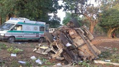 Photo of BJP MLA Bhima Mandavi killed, 5 police personnel critically injured in Naxal attack