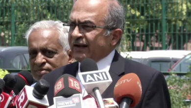 Photo of Astounding Centre doesn't want to disclose info about loan defaulters, says Prashant Bhushan